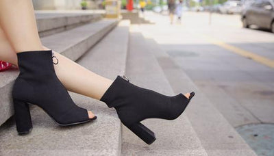 6 Tricks To Make Your High Heels Pain Free