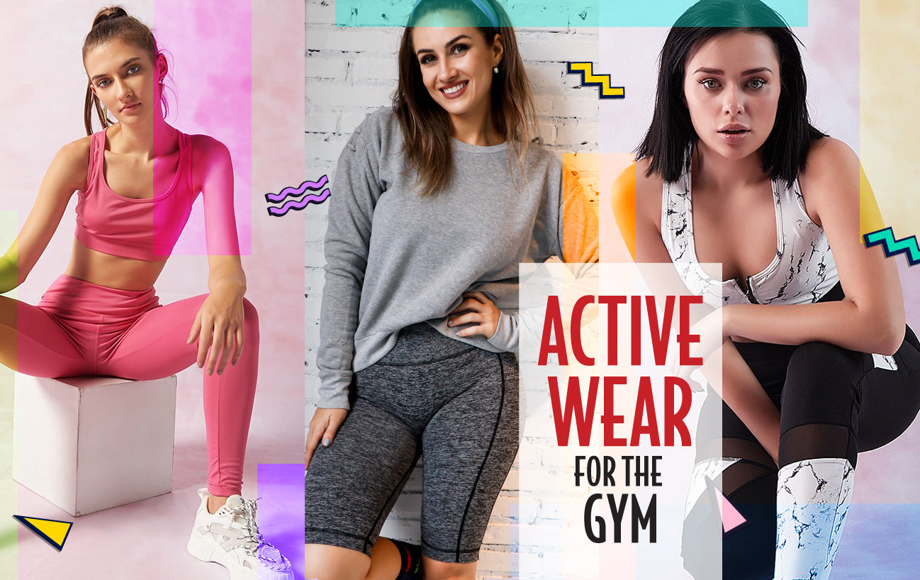 Active wear for gym
