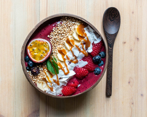 COOL ACAI SMOOTHIE BOWL