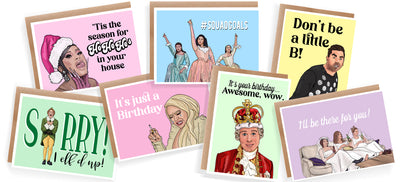 Greeting card discounts