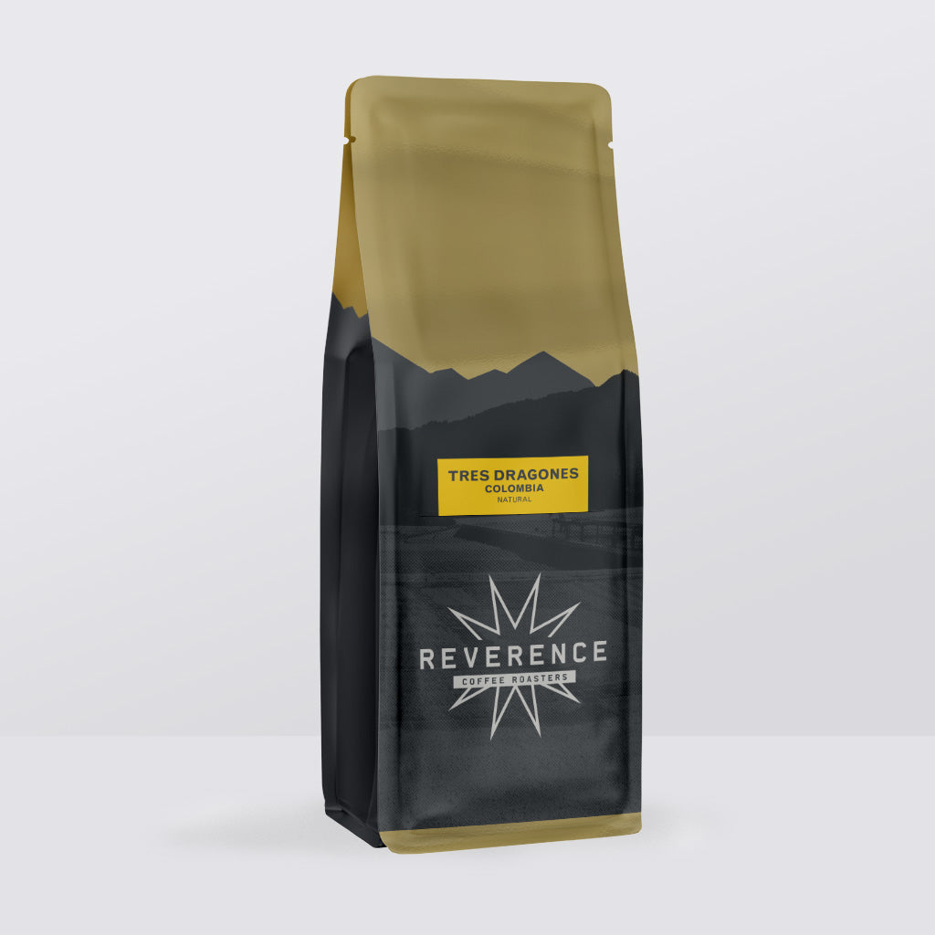 Colombia Tres Dragones - Filter Roast (Single Origin Coffee)