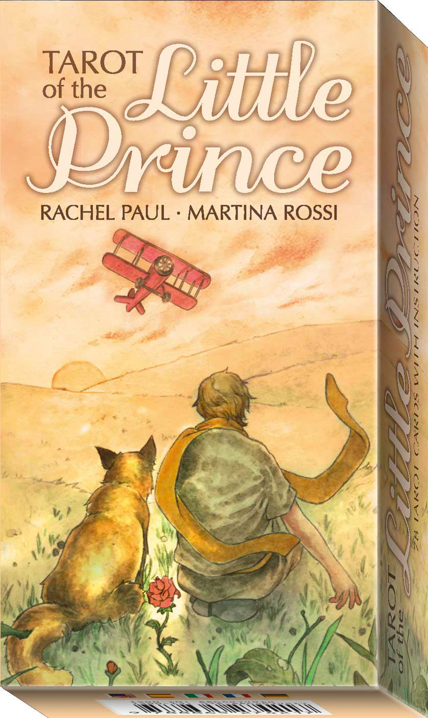Tarot of the Little Prince – Lo Scarabeo S.r.l.