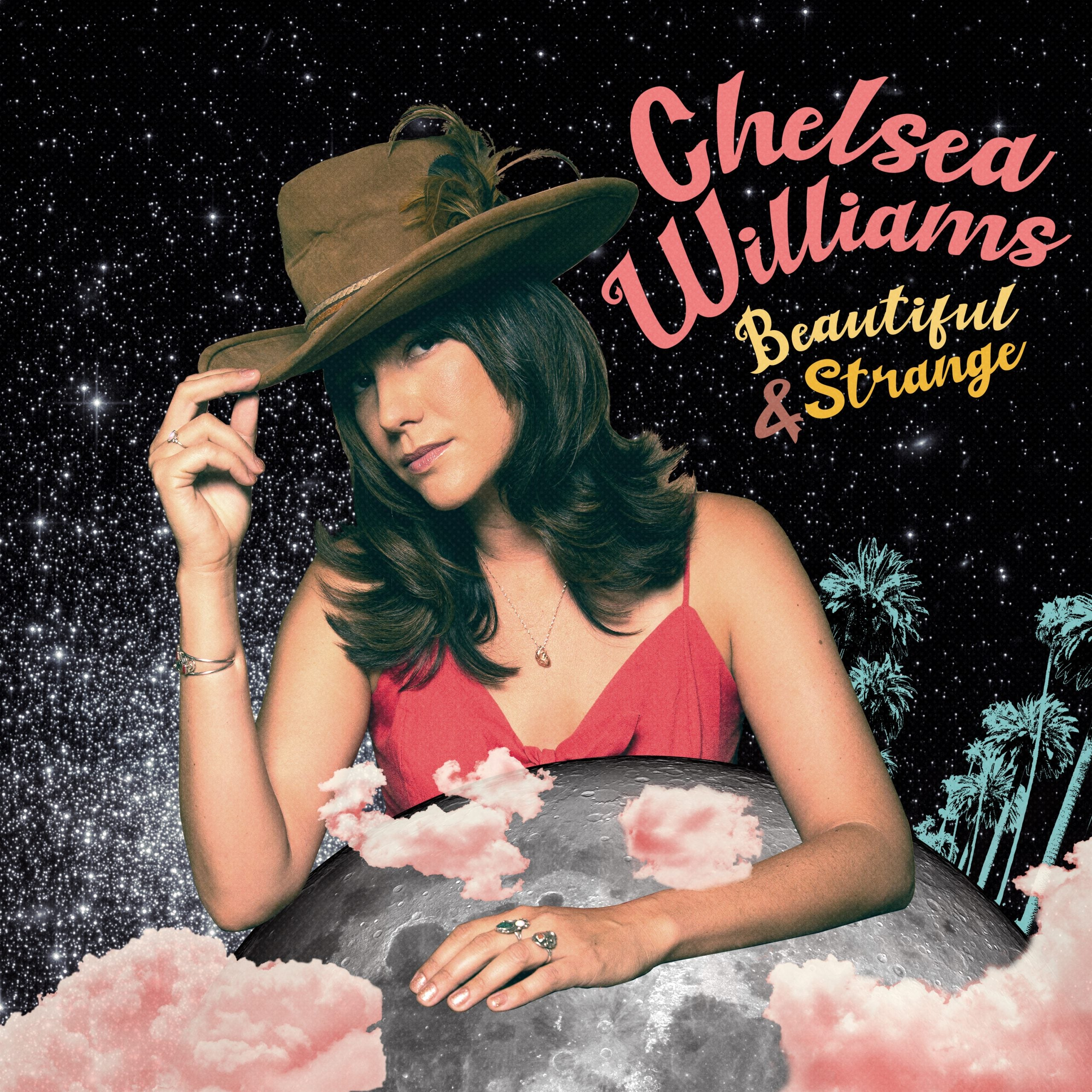 Chelsea Williams' new album Beautiful and Strange Out Now