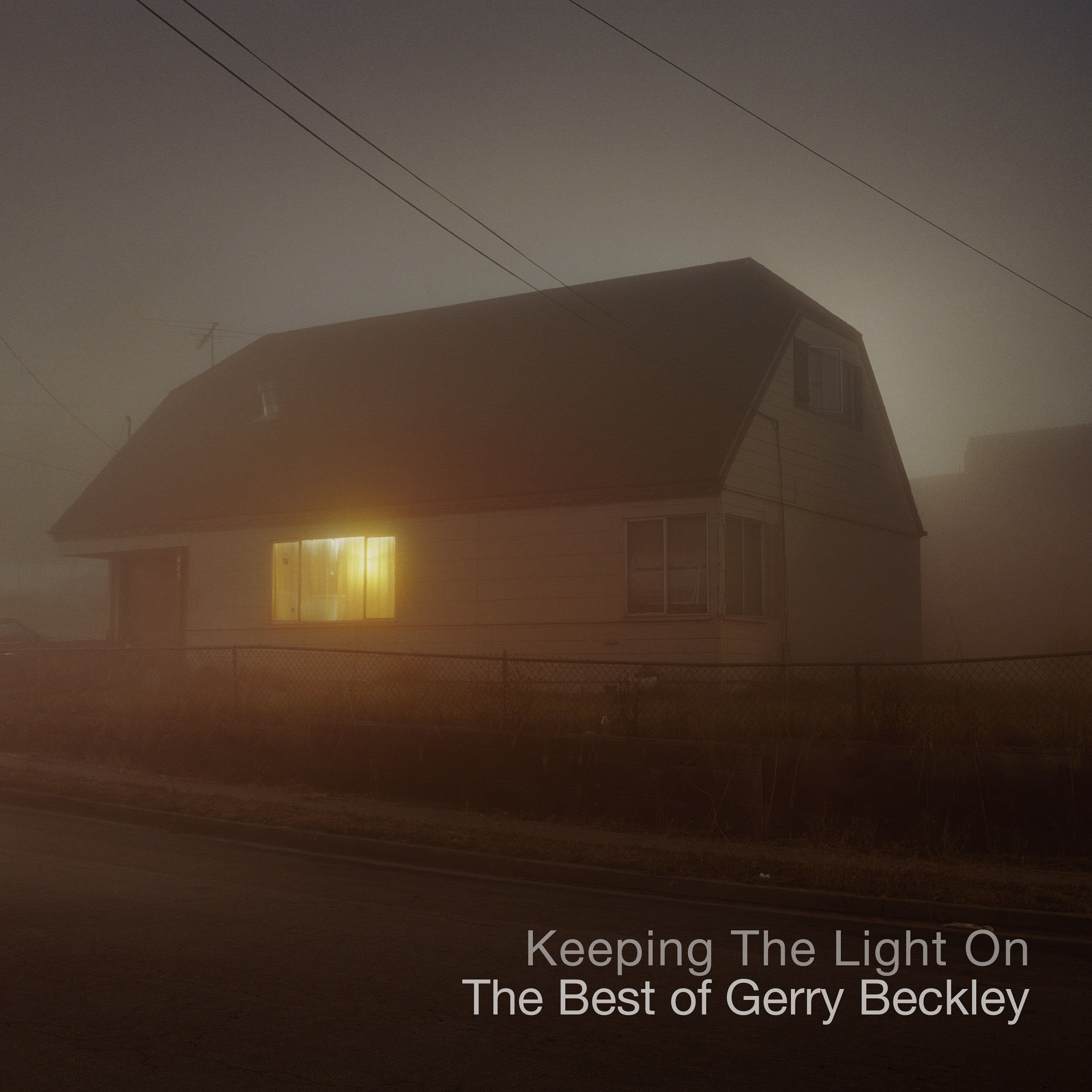 Gerry Beckley - Keeping The Light On