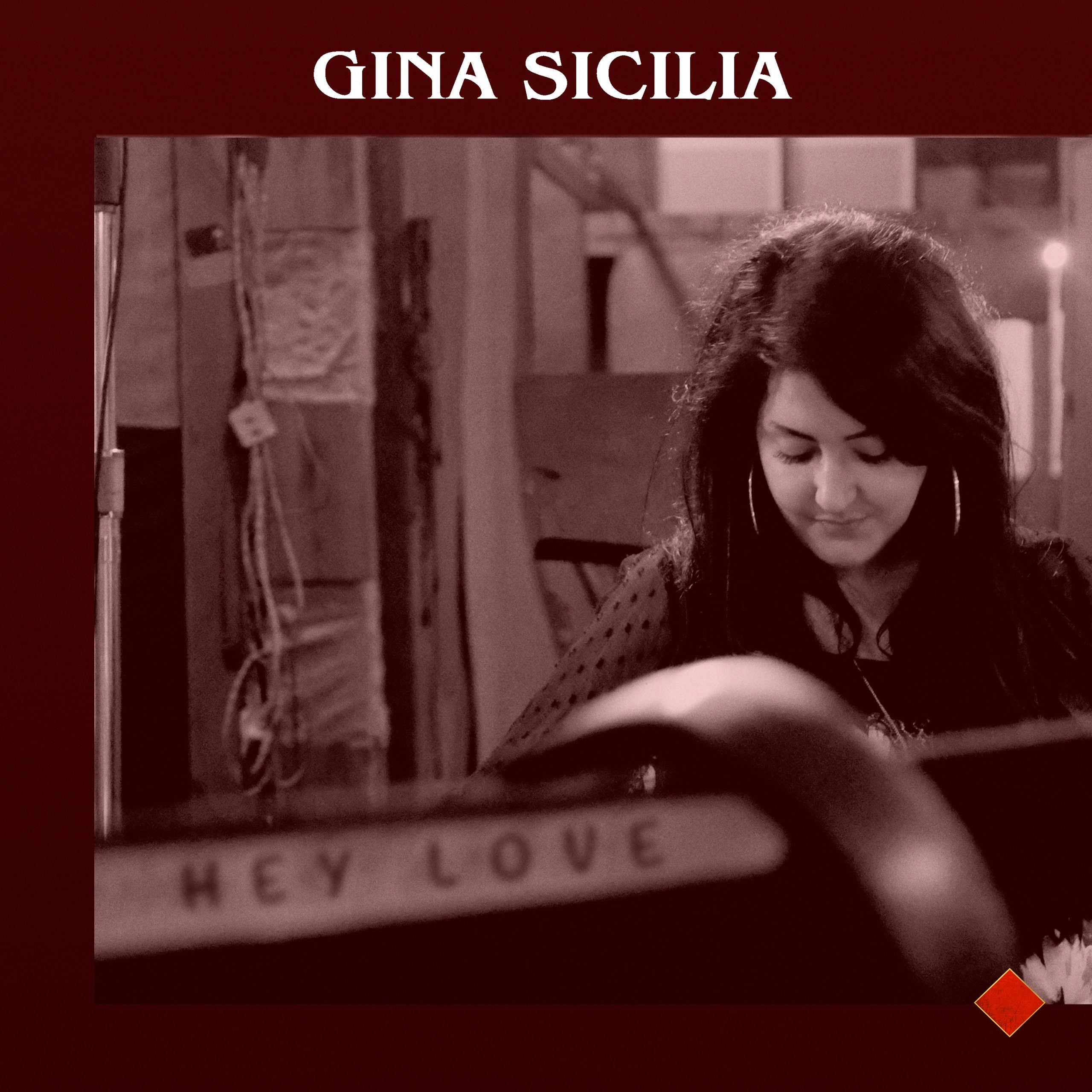 """Gina Sicilia releases Memphis inspired single """"Hey Love"""" from anticipated record """"Love Me Madly, recorded at Royal Studios"""