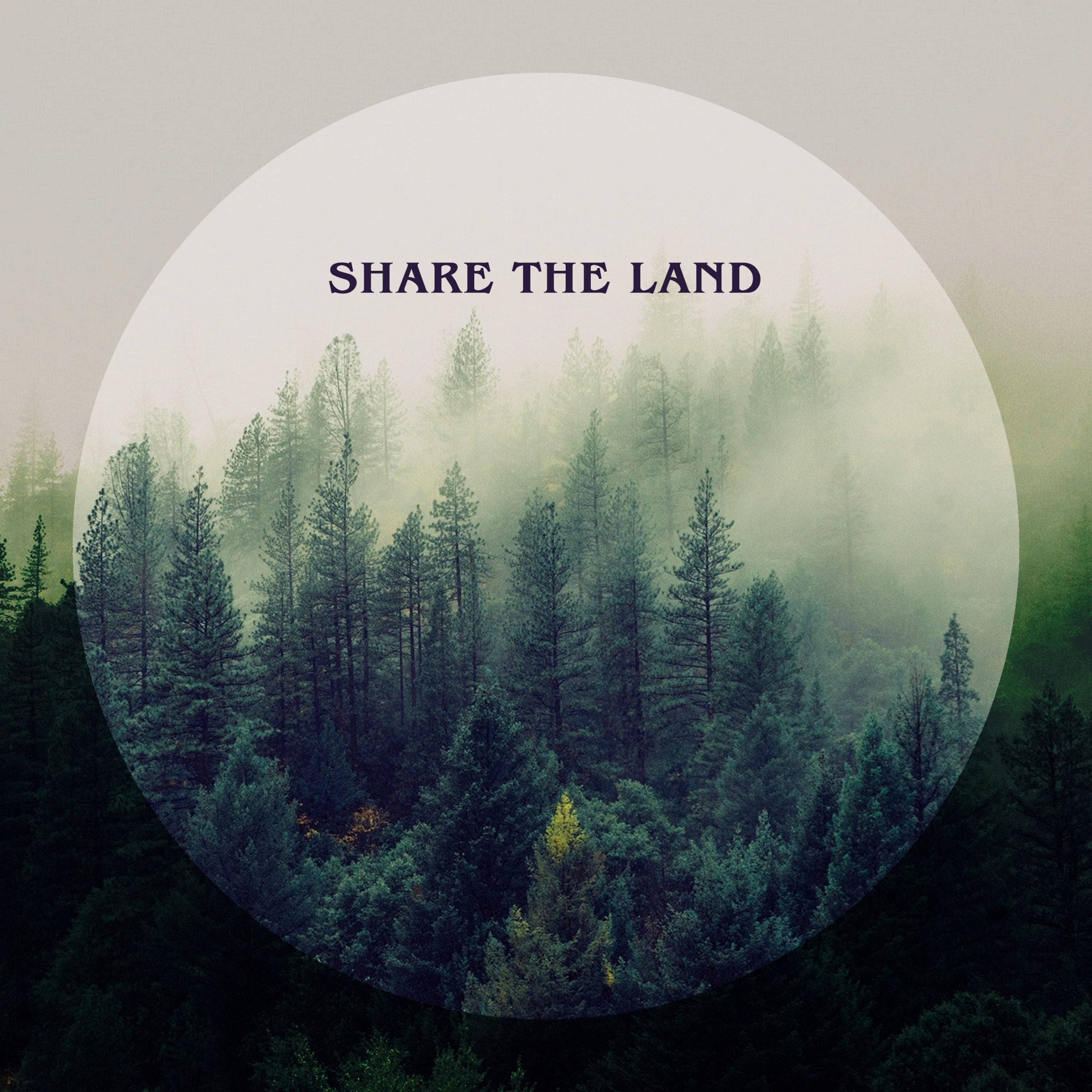 """The Guess Who - """"Share the Land"""" covered by The Blue Élan Family in their newest single."""