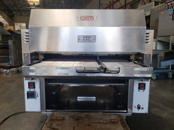 Nieco Broiler # JF63-2G - July 2018 Model - Very Good Condition