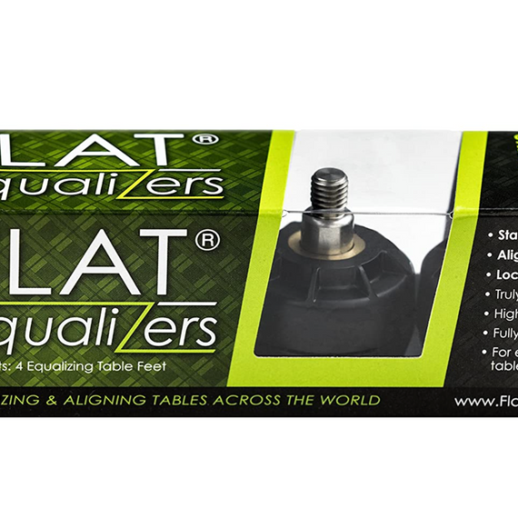 FLAT Tech Equalizers 1/4