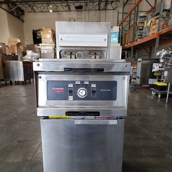 Frymaster 40 lbs. Electric Deep Fryer # H14SD - Serial #9010NA0118