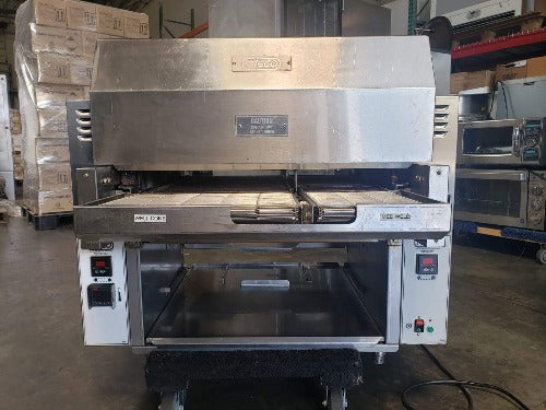 Nieco Broiler # JF63-2G - January 2018 Model - Very Good Condition