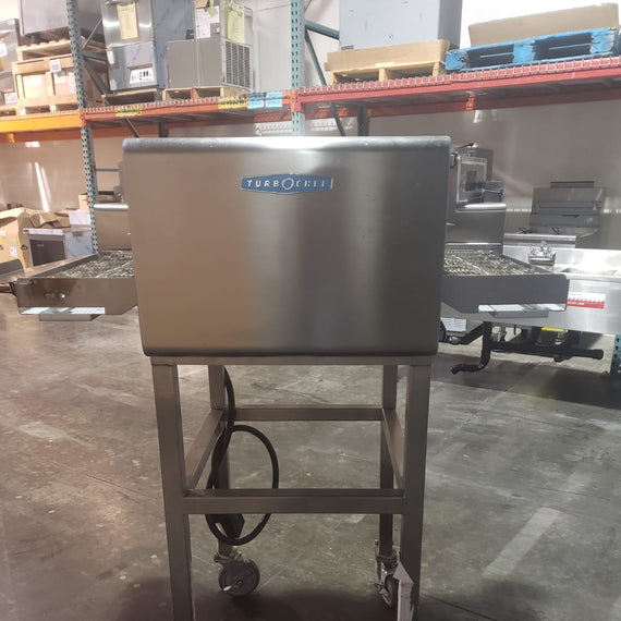 TurboChef HHC1618 Rapid Cook Conveyor Oven w/ Stand - DEMO UNIT!!!