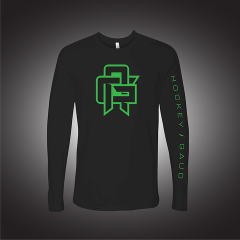 Hockey Gaud Long Sleeve Tee