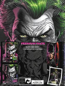 Batman - Three jokers - Premium pack
