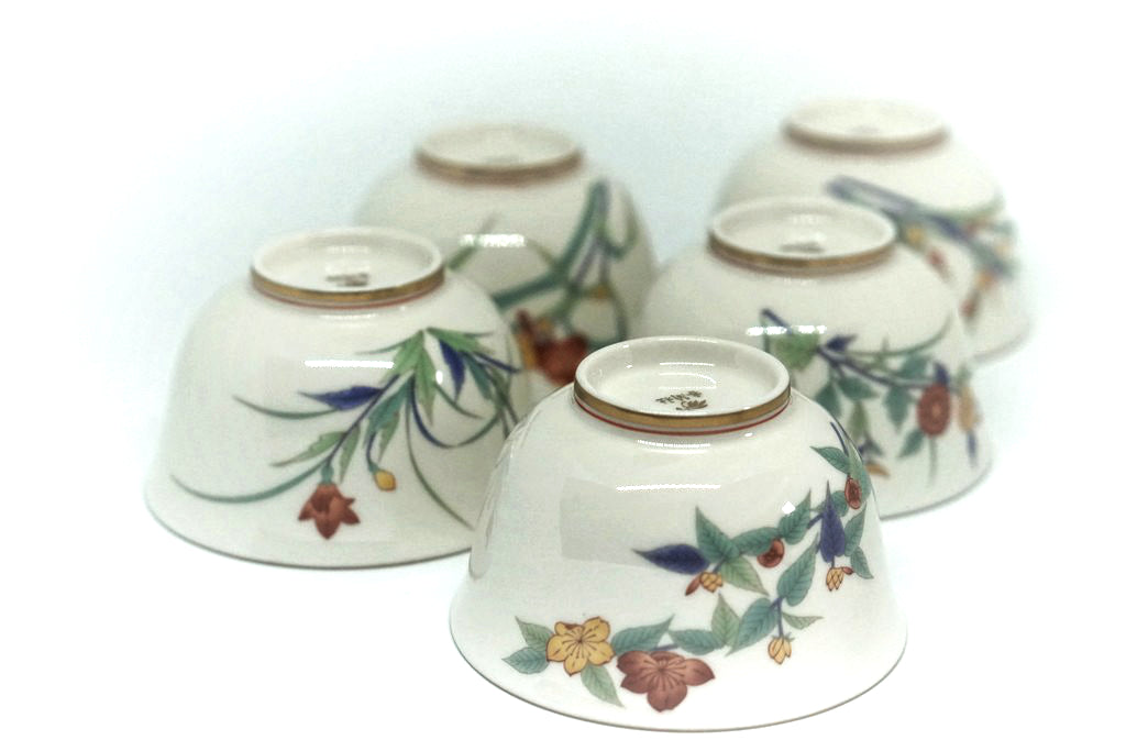 Koransha Tea cup set