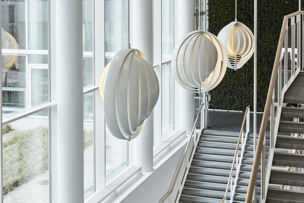 Lighting and furniture for Skanderborg municipality