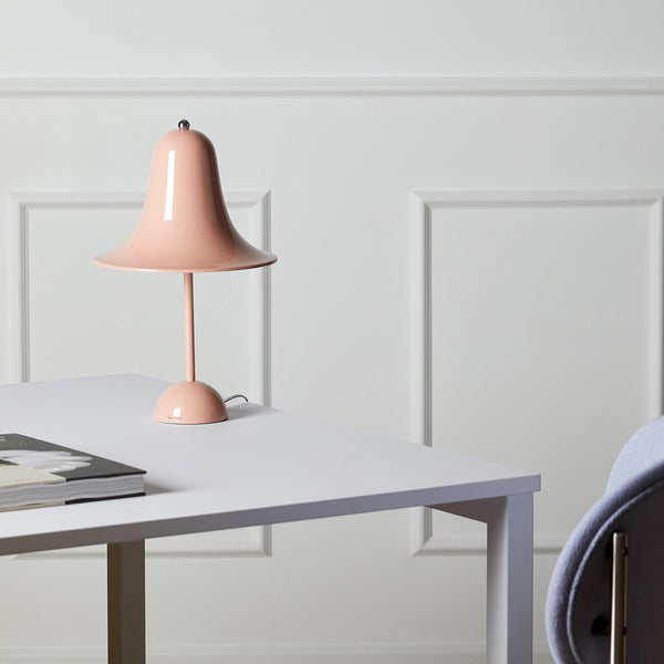 Pantop Ø23 Table Lamp - Dusty Rose