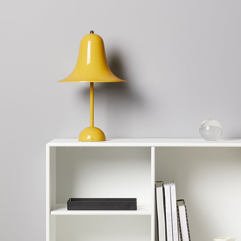 Pantop Ø23 Table Lamp - Warm Yellow