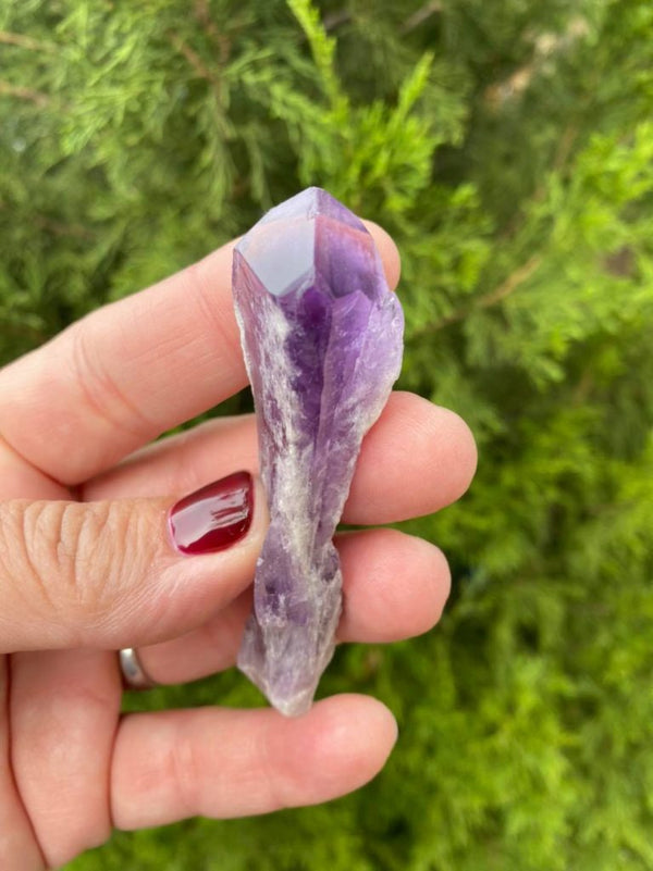 What is a Bahia Amethyst Wand?