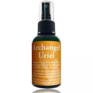 Archangel Uriel Spray, 2oz.