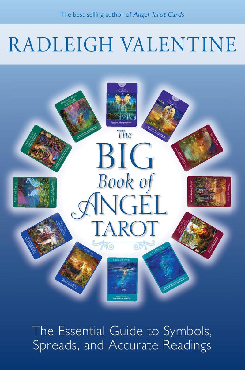 Big Book of Angel Tarot: (Quality Paperback)