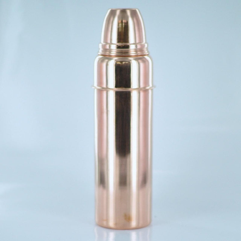 Bottle, Leak Proof Pure Copper Water Bottle 30oz.