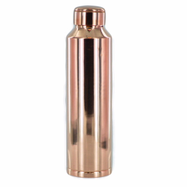 Bottle, Solid Copper, Leak Proof Yoga, 28oz.