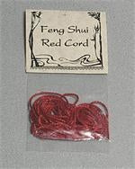 Cord, Red Feng Shui