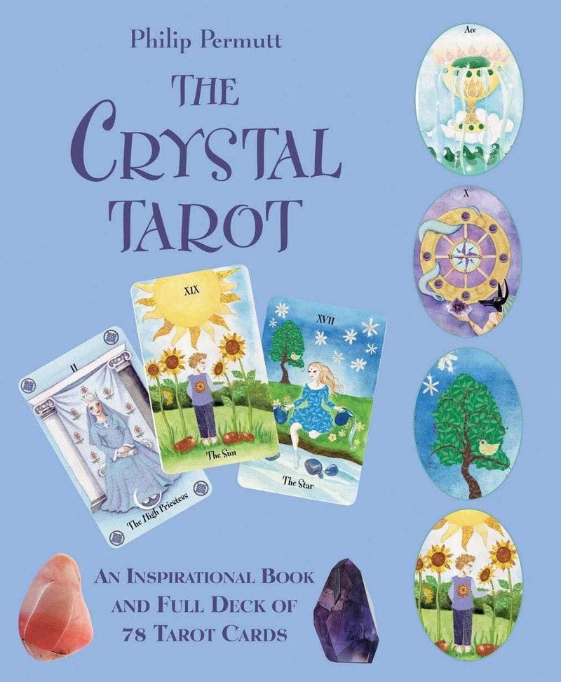 Crystal Tarot 78-Card Deck/Set