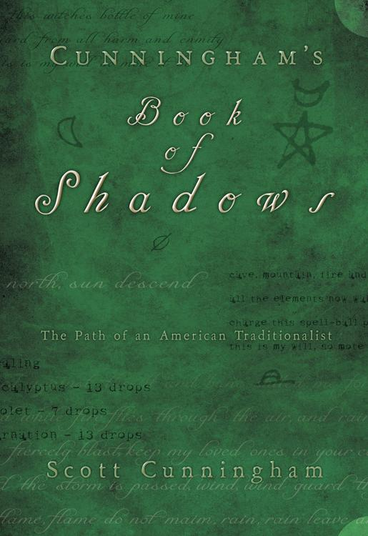 Cunningham's Book of Shadows (Hardcover)