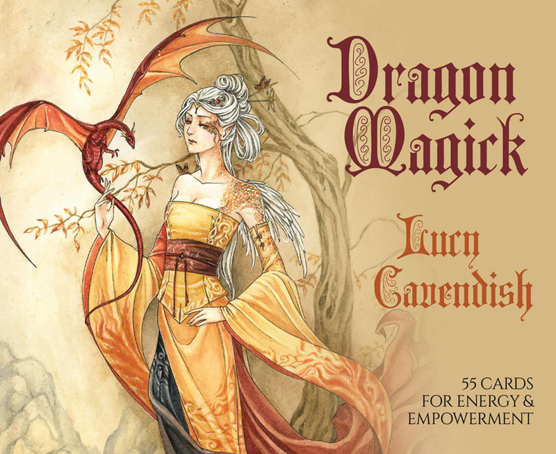 Dragon Magick Oracle Cards: 55 Cards for Energy & Empowerment