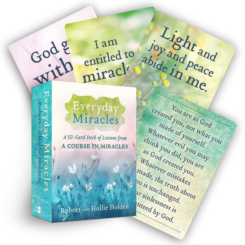 Everyday Miracles Card Deck