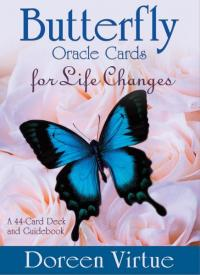 Butterfly Oracle Cards for Lif