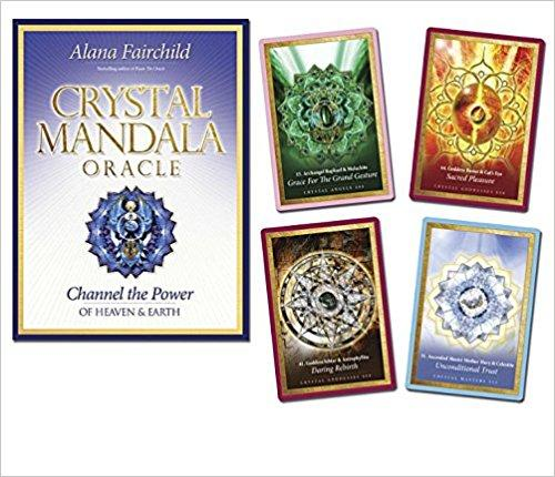 Crystal Mandala Oracle Deck: C