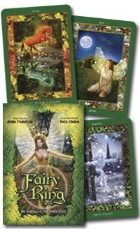 Fairy Ring, The: An Oracle of the Fairy Folk Cards and Book Box Set