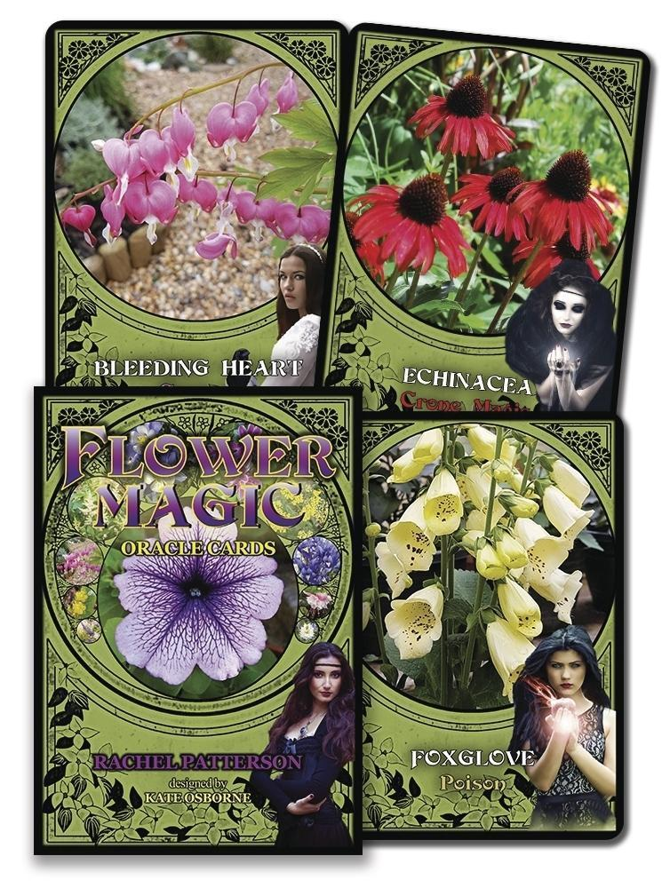 Flower Magic Oracle Cards