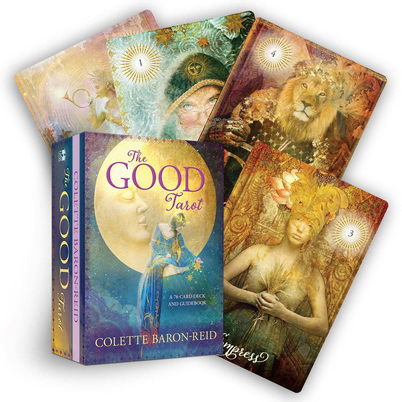Good Tarot: A 78-Card Deck & Guidebook