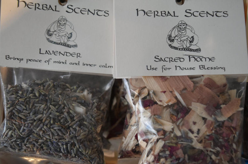 Herbal Scents, Sweetgrass