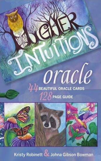 Higher Intuitions Oracle Deck