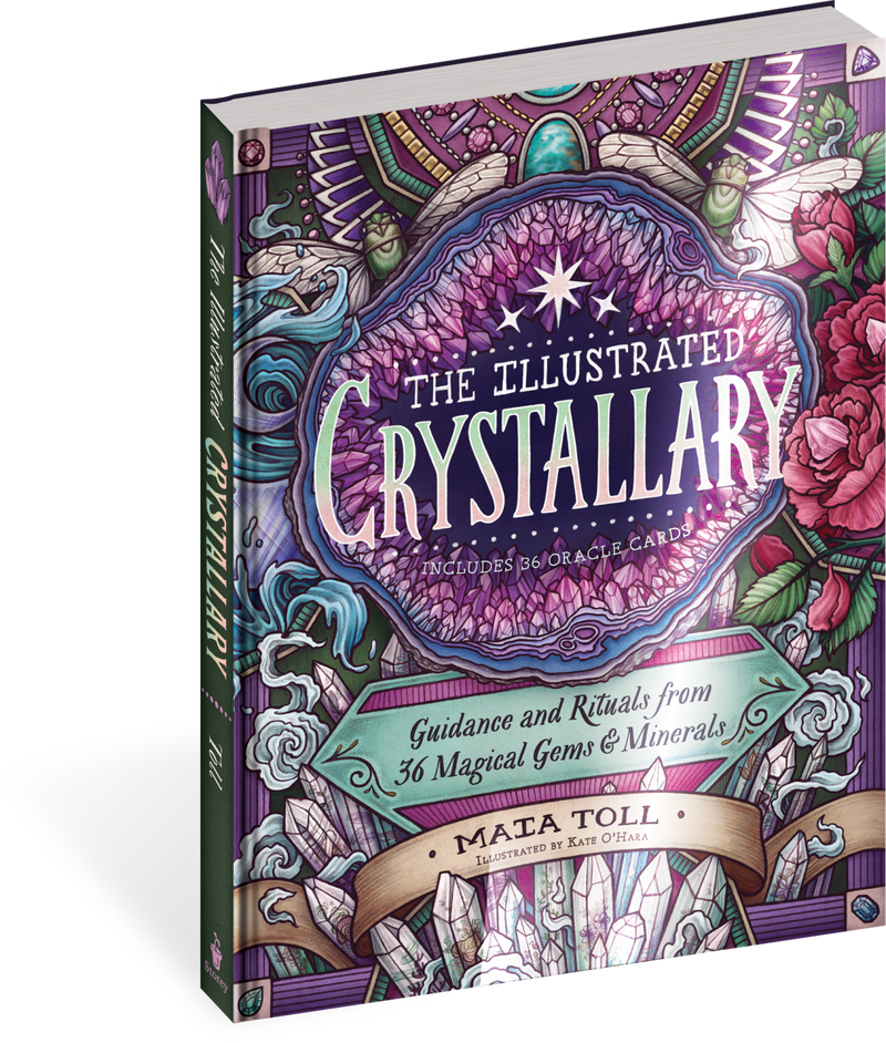 Illustrated Crystallary, The (Hardcover)