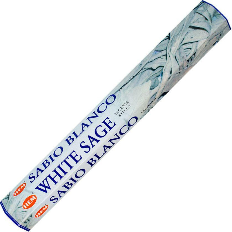 Incense, White Sage 20gr HEM