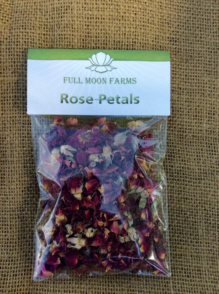 Loose, Rose Petals .5oz.
