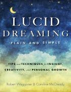Lucid Dreaming Plain and Simple (Quality paperback)
