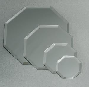 Mirror, Octagon 4in. Beveled Edges