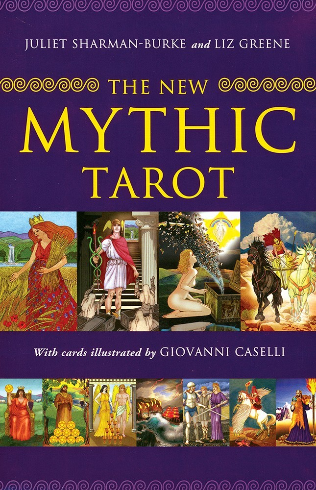 New Mythic Tarot Deck/Set