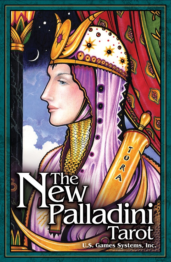 New Palladini Tarot Deck