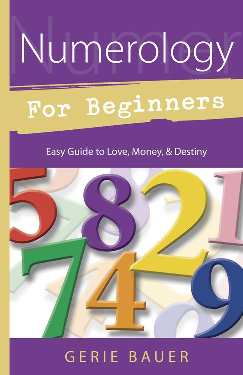 Numerology for Beginners (Q) Quality Paperback Book