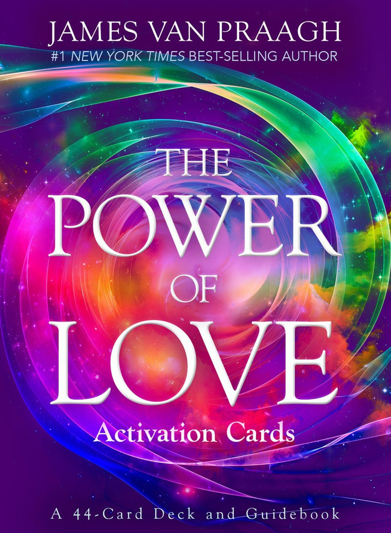 Power of Love Activation Cards: A 44-Card Deck and Guidebook
