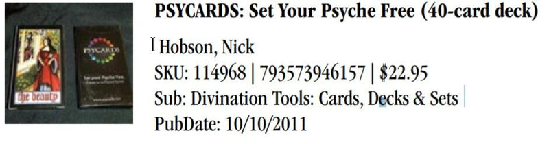 Psycards: Set Your Psyche Free