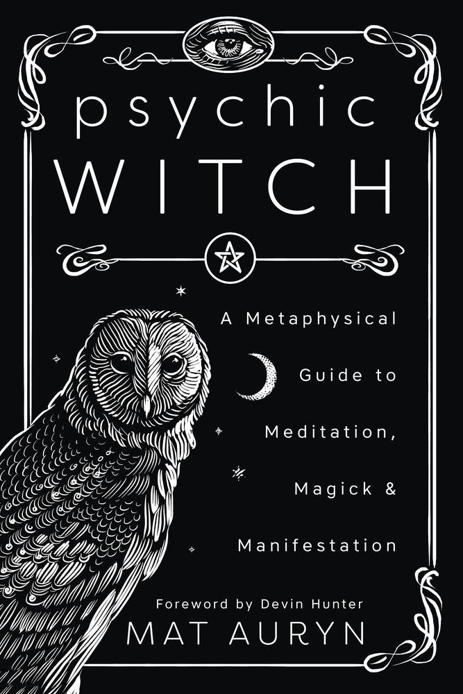 Psychic Witch (Quality Paperback)