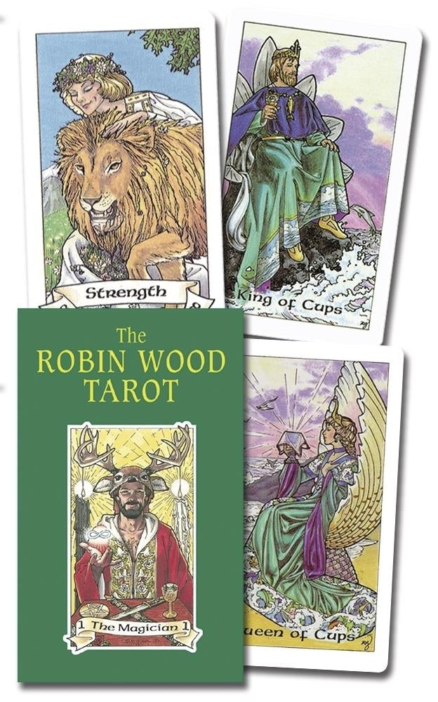 Robin Wood Tarot Deck, The
